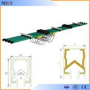 Quality Insulated Conductor Rails , Bridge Crane Kits Electrification Systems wholesale
