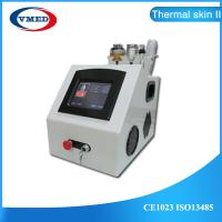 Quality Thermal RF Ultrasonic Cavitation Machine Home Use For Anti - Wrinkle / Face Firming wholesale