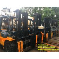 China 5 Ton Toyota Forklift FD50 Used Forklift Truck, toyota 7fd50 forklift for sale on sale