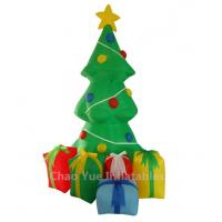 Quality 2015 Hot Sale Christmas Tree Inflatable for Christmas Holiday wholesale