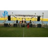China 290mm - 1200mm Smart Aluminum Stage Truss Tent Quickly Installation For Events on sale