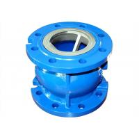 Quality Industry Ductile Iron Valves 4 Inch Cast Iron Foot Valve For Clean Water Distribution wholesale