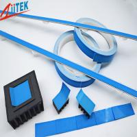 China Heatsink Cooling  Insulation Thermal adhesive Tape Double Sided with Glass Fiber Backing Type 0.8 W/mK on sale