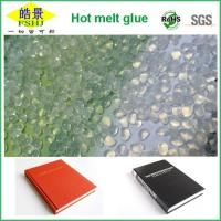 Quality EVA Clear Round Hot Melt Pellet High Stickiness Hot Melt Adhesive For Bookbinding Industries wholesale