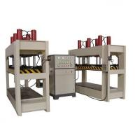 Buy cheap HF curved plywood press from wholesalers