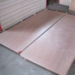 Quality Natural Wood Veneer Door Skins 610 - 1050mm Width For Interior Door Leaf wholesale