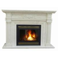 Quality Modern Vented Gas Fireplace Insert , Natural Gas Fireplace Direct Vent wholesale