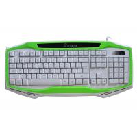Quality Professional Gaming Computer Keyboard WINDOWS / MAC OS Usb Cool Gaming Keyboards wholesale