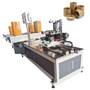 China Cardboard Core Sleeve Making Machine Automatic Paper Tube Making Machine on sale