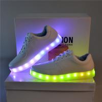 China Waterproof USB charger Led Shoe Strip , 3 years warranty flexible led light strips 3528 on sale