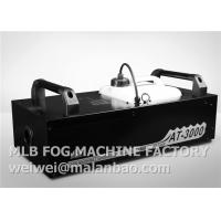 Buy cheap High Output Wireless 1500W Stage Fog Machine With LCD Controller product