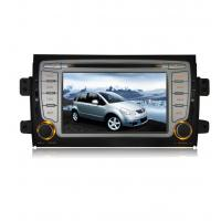 Quality Suzuki SX4 Car GPS Navigation System Multi Language Music Play Function wholesale