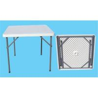 China Foldinng square table/4-person foldable table/restaurant  table/light weight  folding  table on sale