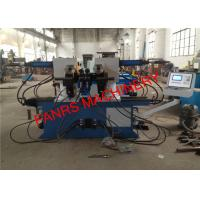 Quality PLC control system Hydraulic CNC Pipe Bending Machine with 0.5 - 0.7MPa Air Pressure wholesale
