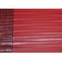 Quality Red Polyester Dryer Screen 3868 Minimum Loop For Paper Making Machine wholesale