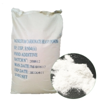 China xMgCO3·yMg(OH) 2·zH2O Cas 39409-82-0 Magnesium Carbonate on sale