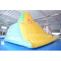 Quality 0.9mm Commercial Grade PVC Tarpauline Durable Inflatable Water Iceberg wholesale