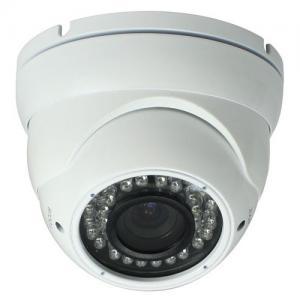 Quality Vandalproof IR CCD Dome 700TVL CCTV Cameras Surveillance Systems wholesale