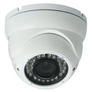 Quality Vandalproof IR CCD Dome CCTV Cameras Surveillance Systems wholesale