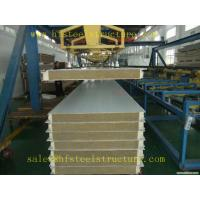 Quality Thermal Insulation And Soundproof Material Polyurethane Sandwich Panel wholesale