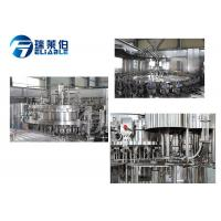 Quality High Technology Soda Beverage Soft Drink Filling Machine Energy Saving wholesale