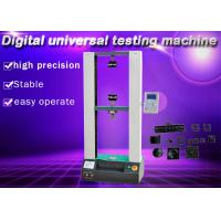 Quality Digital Adjustment Electronic Universal Testing Machine Elongation Total Extension wholesale