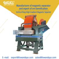 Quality Water Cooling Magnetic Separator Machine Wet High Intensity Magnetic Separators wholesale