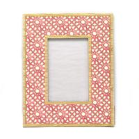 Quality Personalized Square Picture Frames , Economic Wood 15 X 10 Photo Frame wholesale