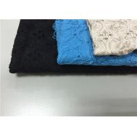China Eco Friendly 100% Dyed Cotton Fabric Plain Baby Cotton Fabric For Ladies Dress on sale