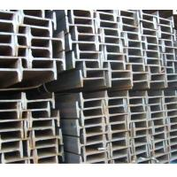 Quality BS Pickled 304 316 430 Hot Rolled Stainless Steel H Channel Bar , Stainless Steel I Beam wholesale