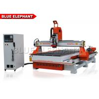 Quality High Precision Atc Spindle Cnc Router Equipment , Wood Cutting Cnc Router Machine wholesale