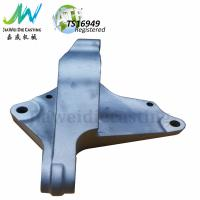 Quality AL Die Cast Auto Parts , Diecast Aluminium Alloys Engine Mount Bracket wholesale