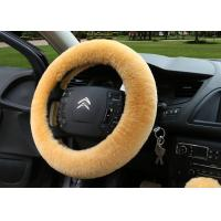 Quality Multi Colors Car Driving Wheel Covers , Decorative Car Steering Wheel Covers  wholesale