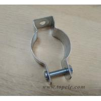 Quality Pipe Support Galvanized BS4568 GI Conduit Hanger For Electrical Contrustion wholesale