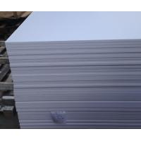 Quality Anti Aging UV Resistant PVC Sheet , Construction Wall Cladding PVC Sheet wholesale