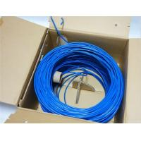 Quality CAT5e High Performance Lan Network Cable UTP , F-UTP , FTP 0.49mm - 0.585mm Conductor wholesale