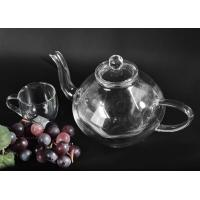 Quality Hand Made Heat Resistance double wall insulated cup and Teapot , Healthy wholesale