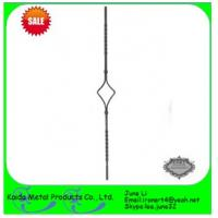 Quality wrought iron forged metal bar for home decoration wholesale