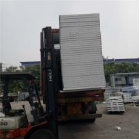 Quality 204pcs 10kg lightweight eps sandwich panel with 0.426mm for a 40ft container wholesale