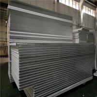 Quality 0.326mm corrugated steel sheet eps sandwich panel 5500x1150 for wall wholesale