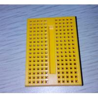 Students DIY Yellow Mini Breadboard 170 Tie Point without Buckle