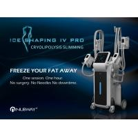 Quality Professional best price 4 handles cavitation cryolipolysis fat removal machine 2019 wholesale