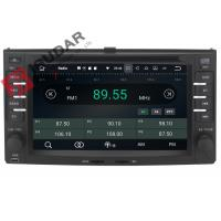Quality 6.2 Inch Android Compatible Car Stereo Touch Screen , Kia Sportage Dvd Player Support OBD wholesale