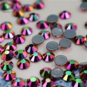 China Shimmering Studs Flatback Fix Hot Rhinestones Bags Dress Women Handbeads Ornaments Shoes Decoration Fashion Accessories on sale