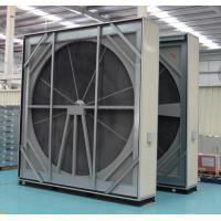 Quality High Air Flow 1 Row Water Cooled Heat Recovery Air Handling Units wholesale