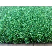 Quality Nylon Curly Yarn Bicolor Hockey Artificial Grass Turf 10mm Height for sale