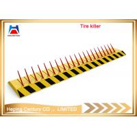 China Automatic steel material tire killer and bayonet safety road obstacles on sale