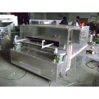 China Stainless Steel 24KW Peanut Roasting Machine 80 - 100kgs / H For Coating nuts, Pistachio on sale