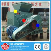 China Low price, Easy maintaince fine coal briquette machine on sale