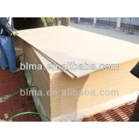China high density e1 mdf board 16mm on sale